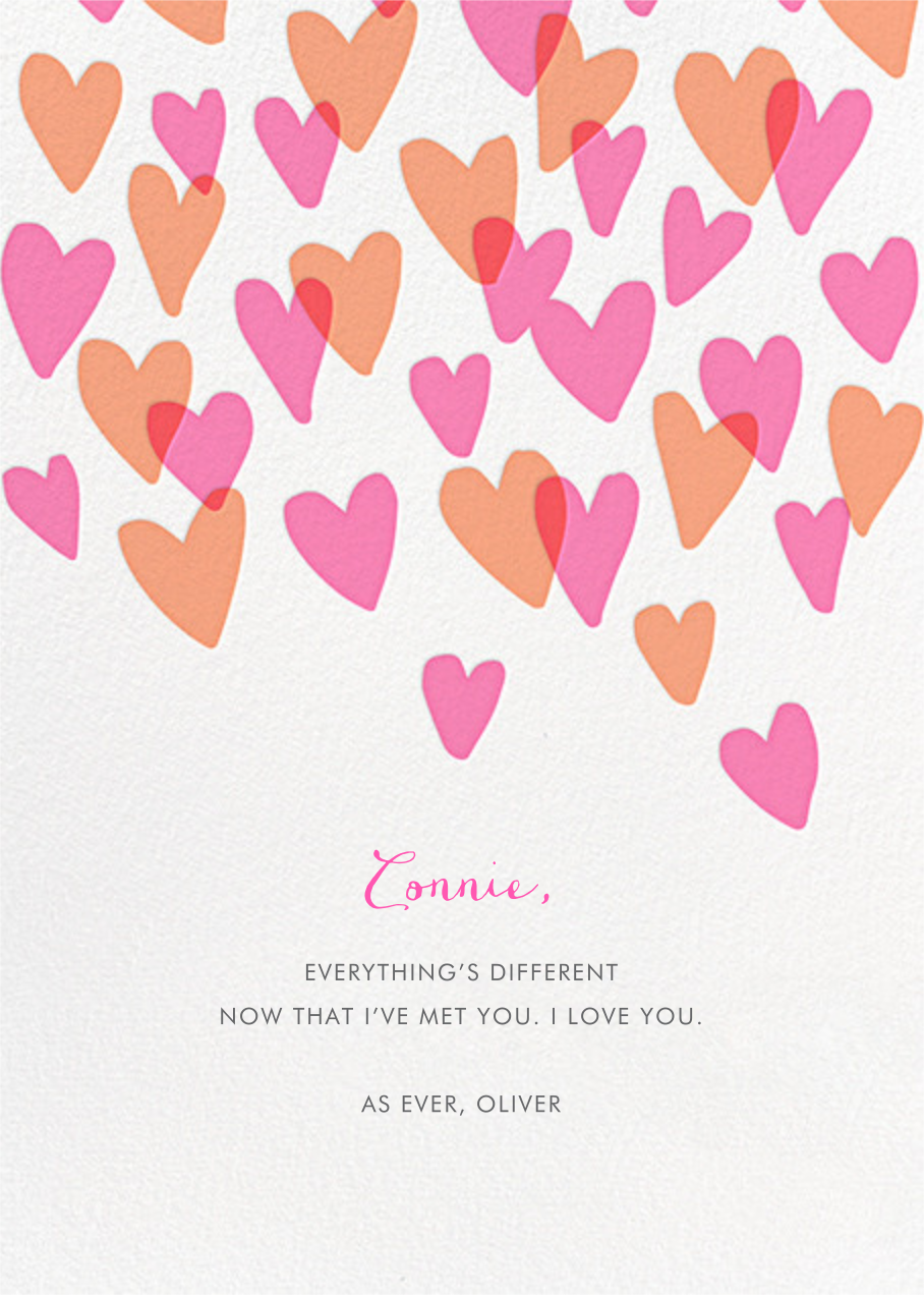 Hearts a Flutter - Hello!Lucky - Valentine's Day