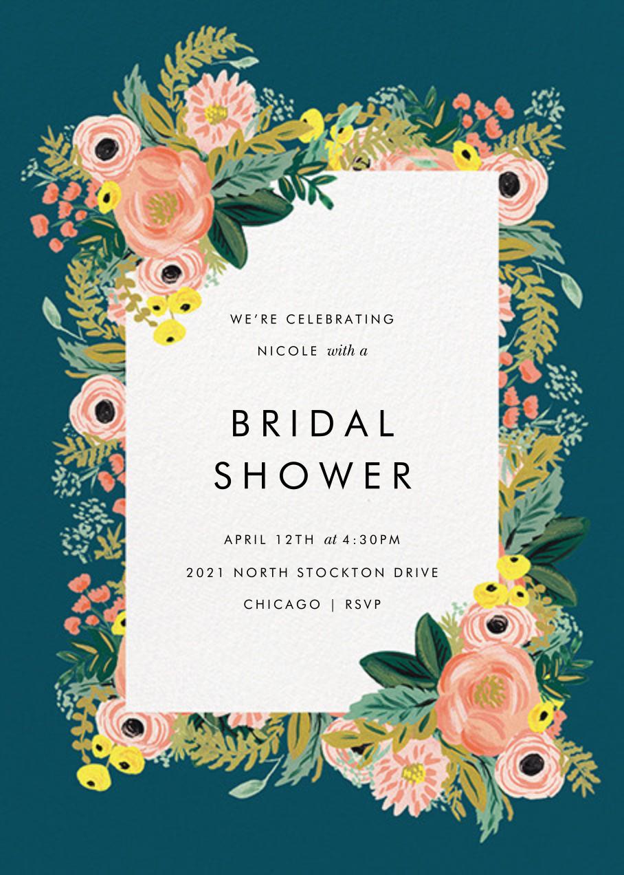 Spring Garden - Rifle Paper Co. - Bridal shower