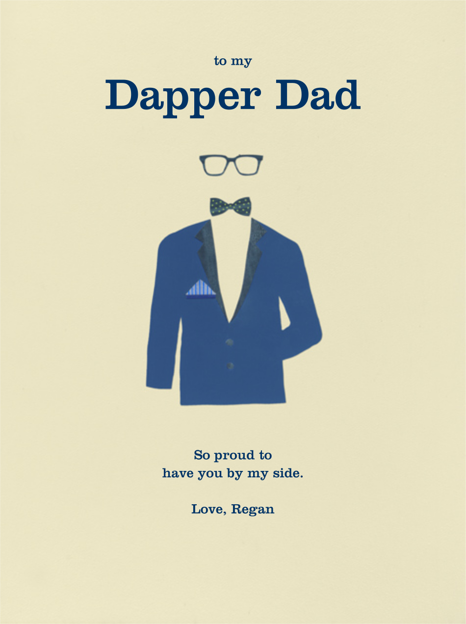 Handsome - Paperless Post - Father's Day