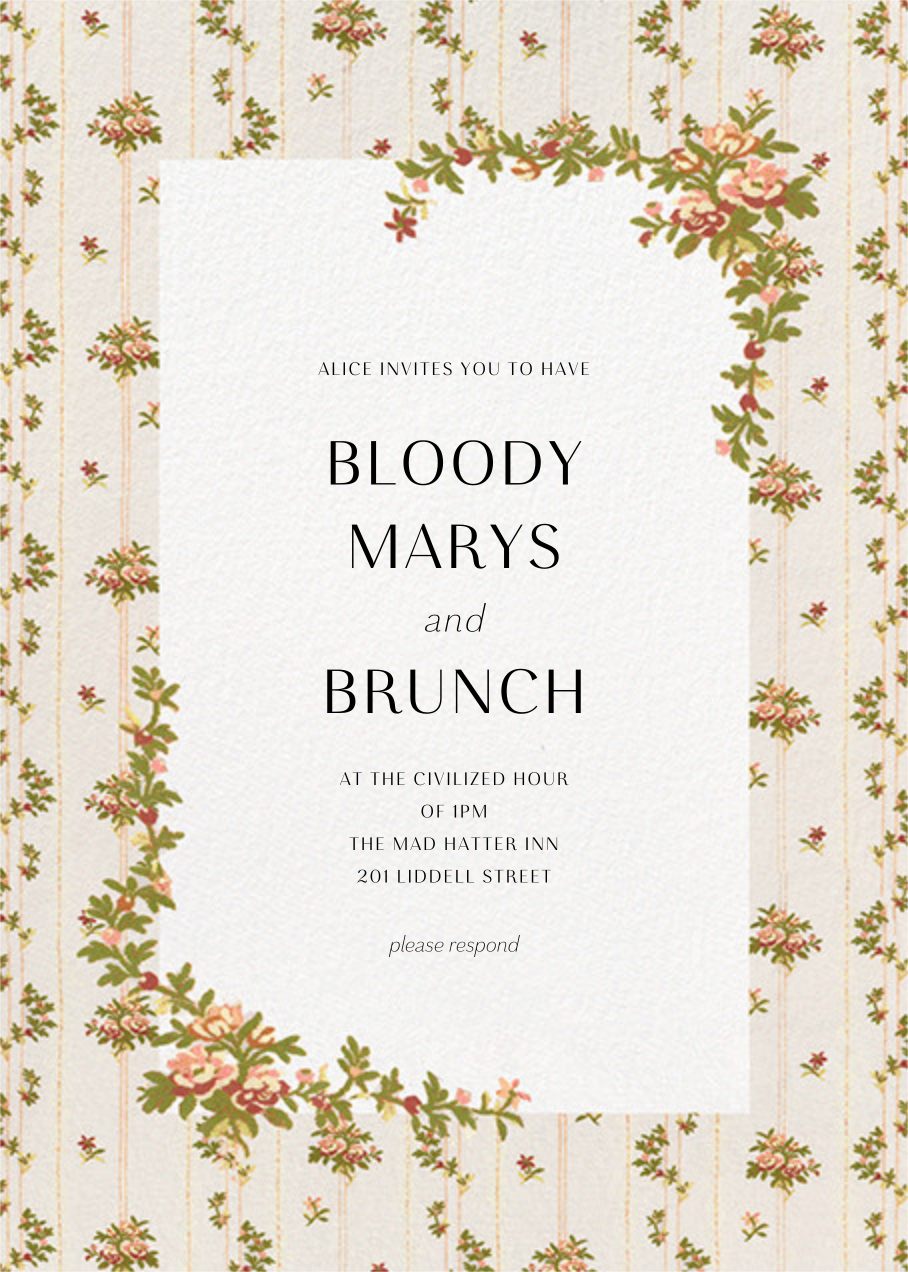 Charlotte (Tall) - Brock Collection - Brunch