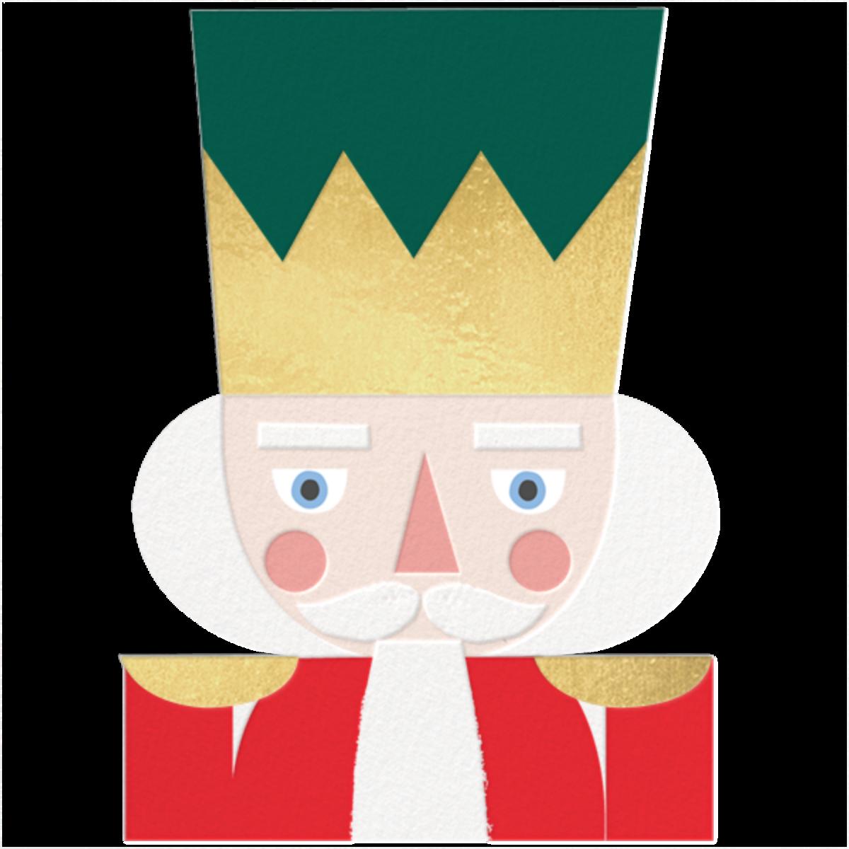 Nutcracking Christmas - Meri Meri - Christmas