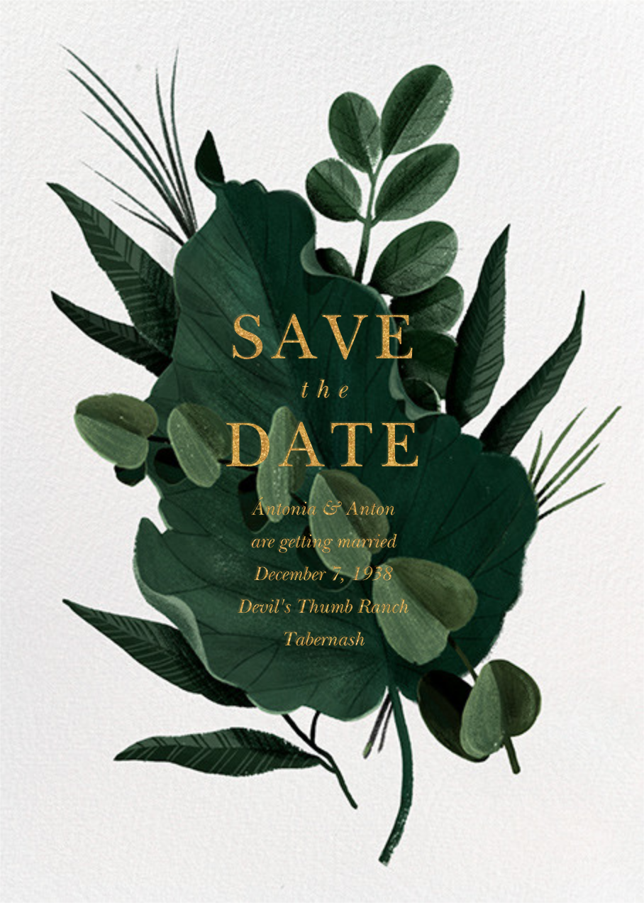 Herrgarde - Paperless Post - Save the date