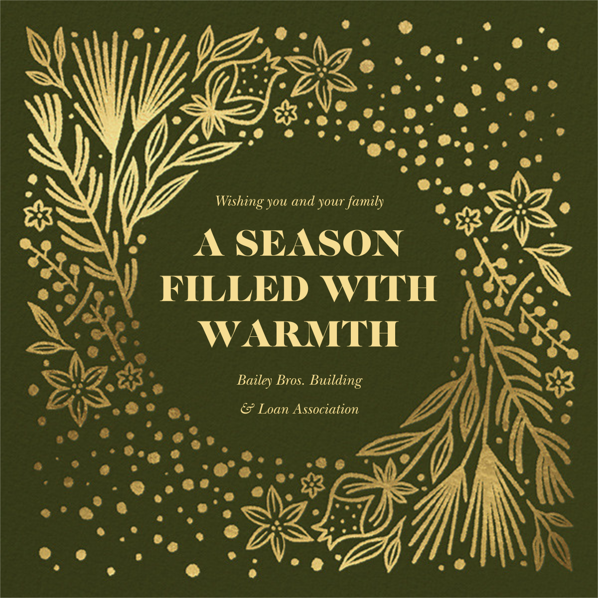 Wild Wild Winter - Paperless Post - Business holiday cards