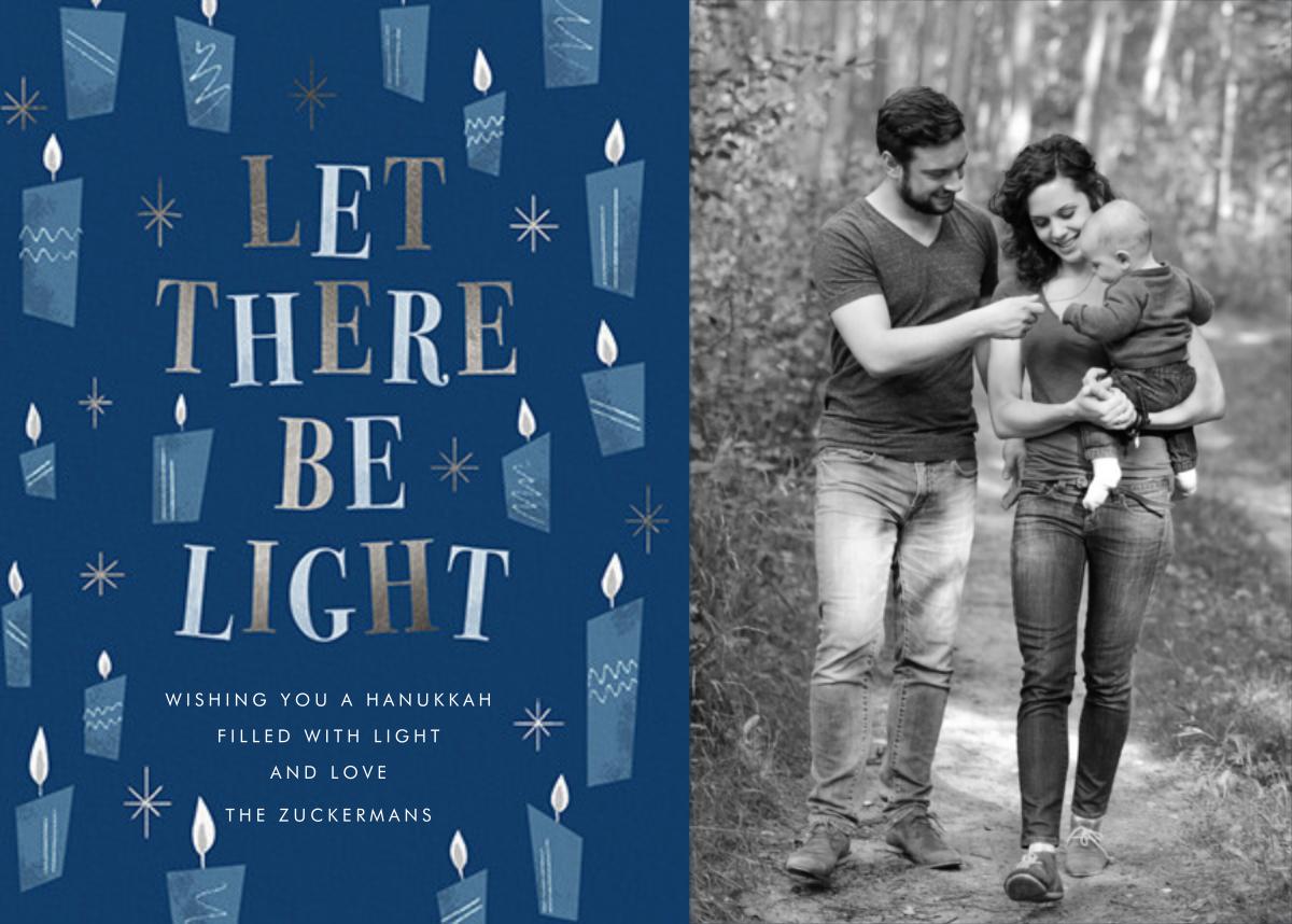 These Little Lights - Hanukkah - Paperless Post - Hanukkah