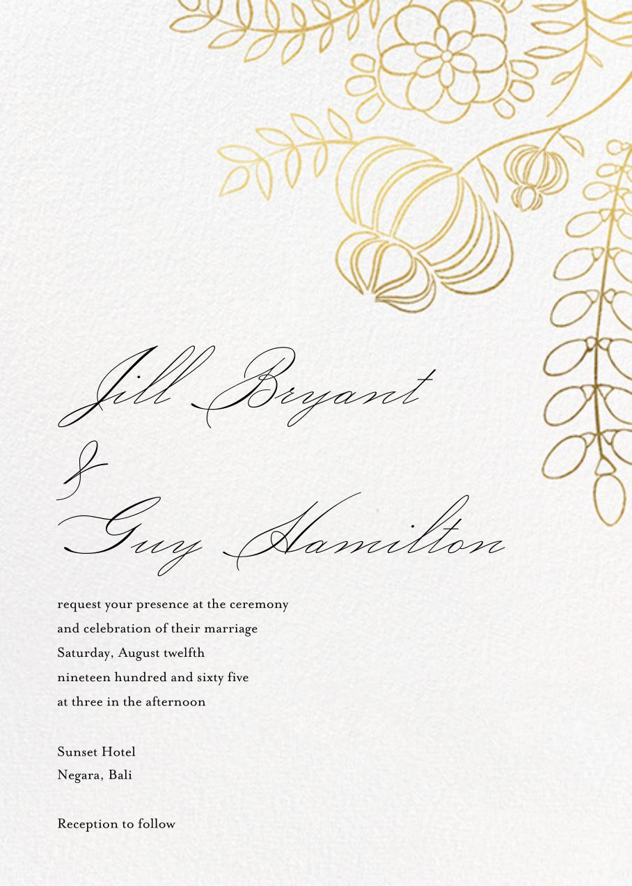 Morgana (Invitation) - Paperless Post - All - card back