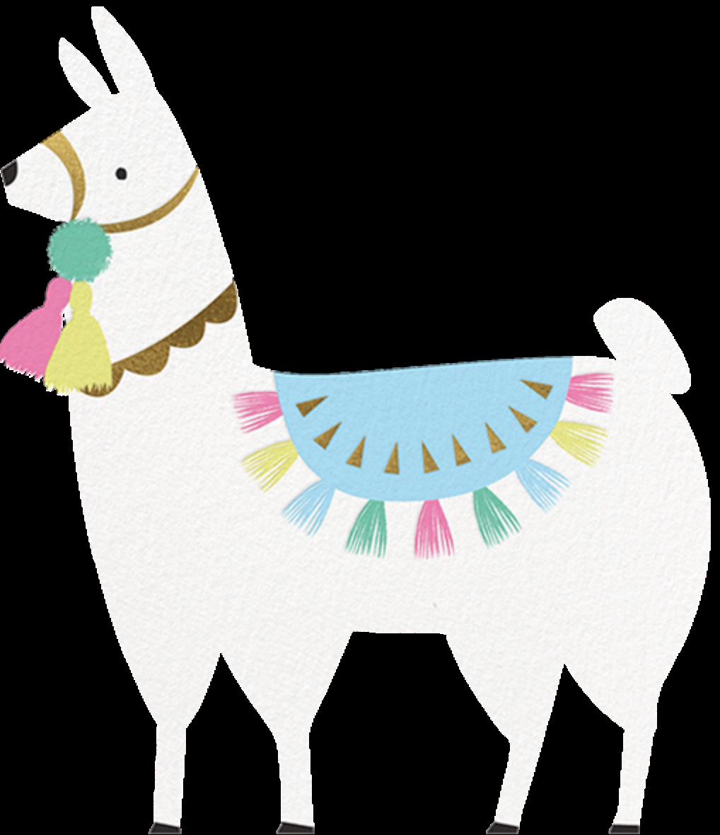 Alpaca Present - Meri Meri - Kids' birthday