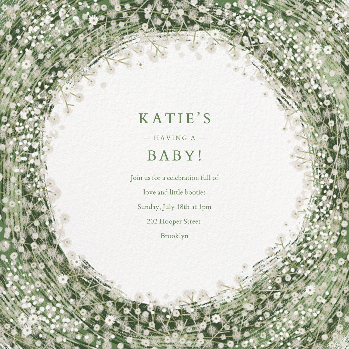 Love Nest (Invitation) - Paperless Post - Baby shower