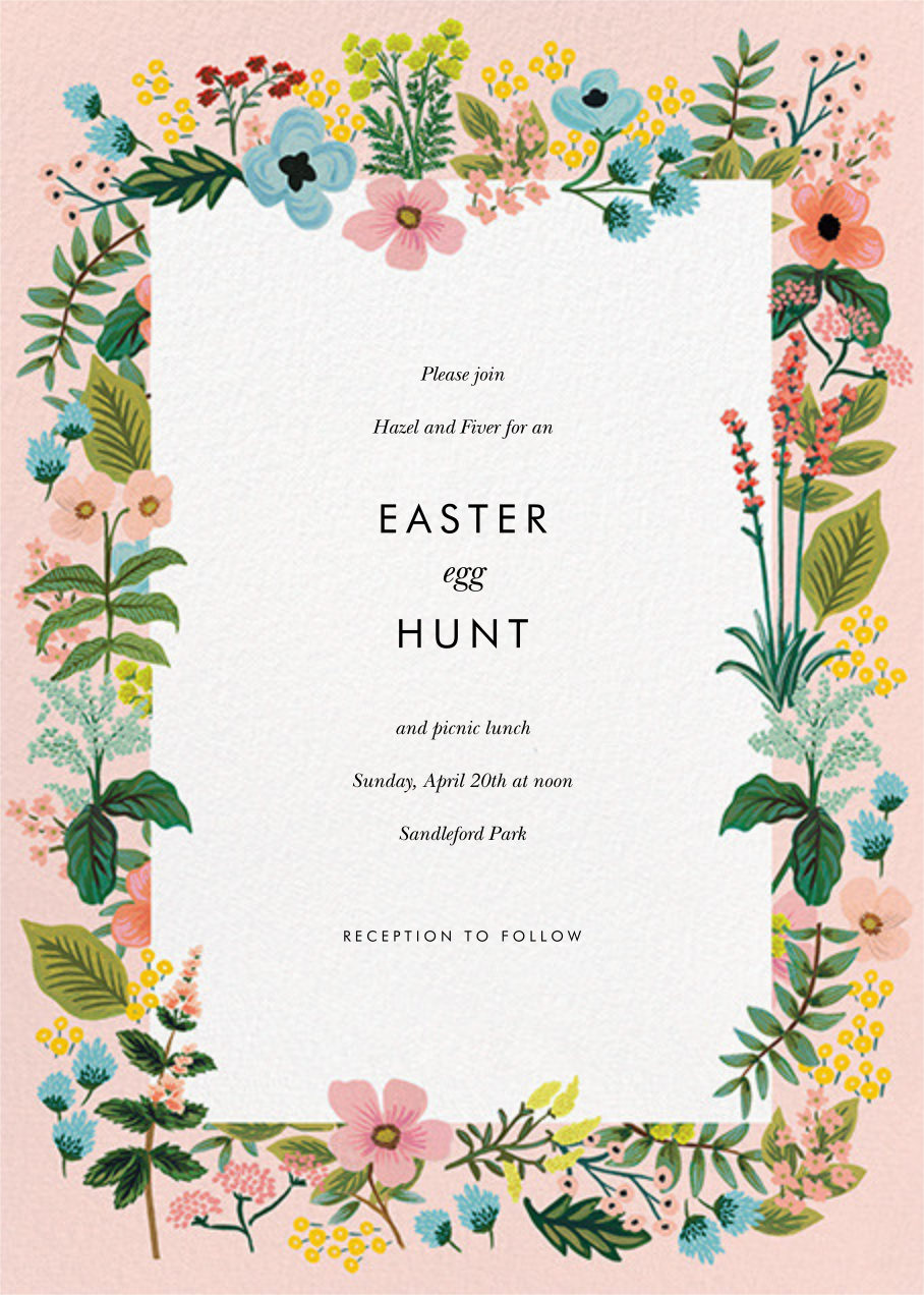 Spring Gathering - Meringue - Rifle Paper Co. - Easter