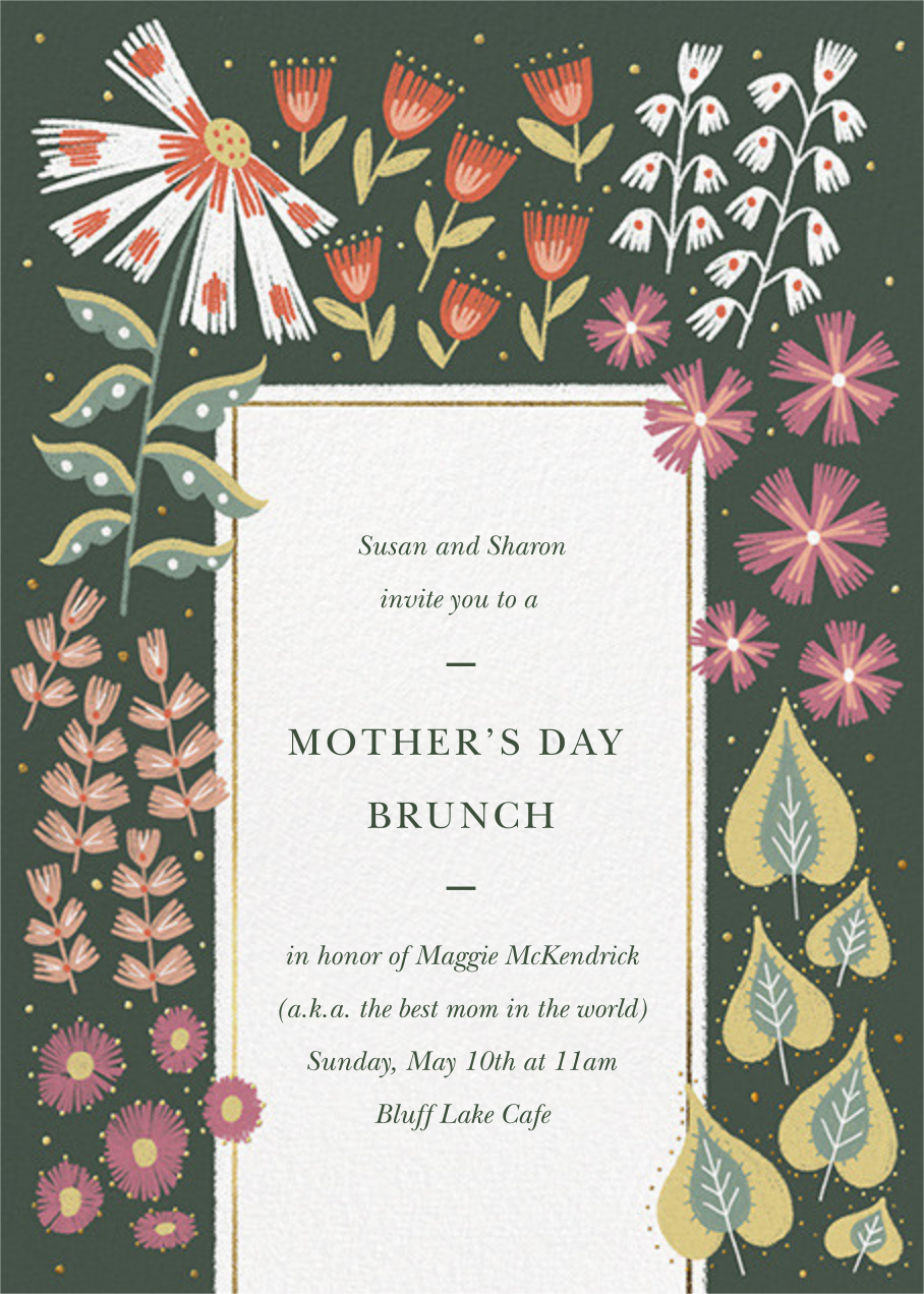 Mountmellick - Paperless Post - Mother's Day