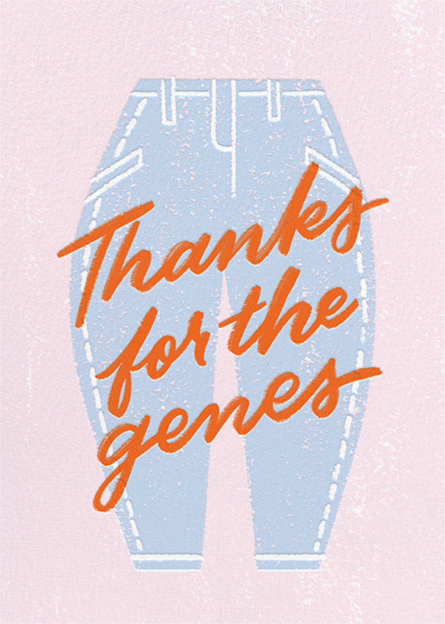 Good Genes - Paperless Post - Mother's Day