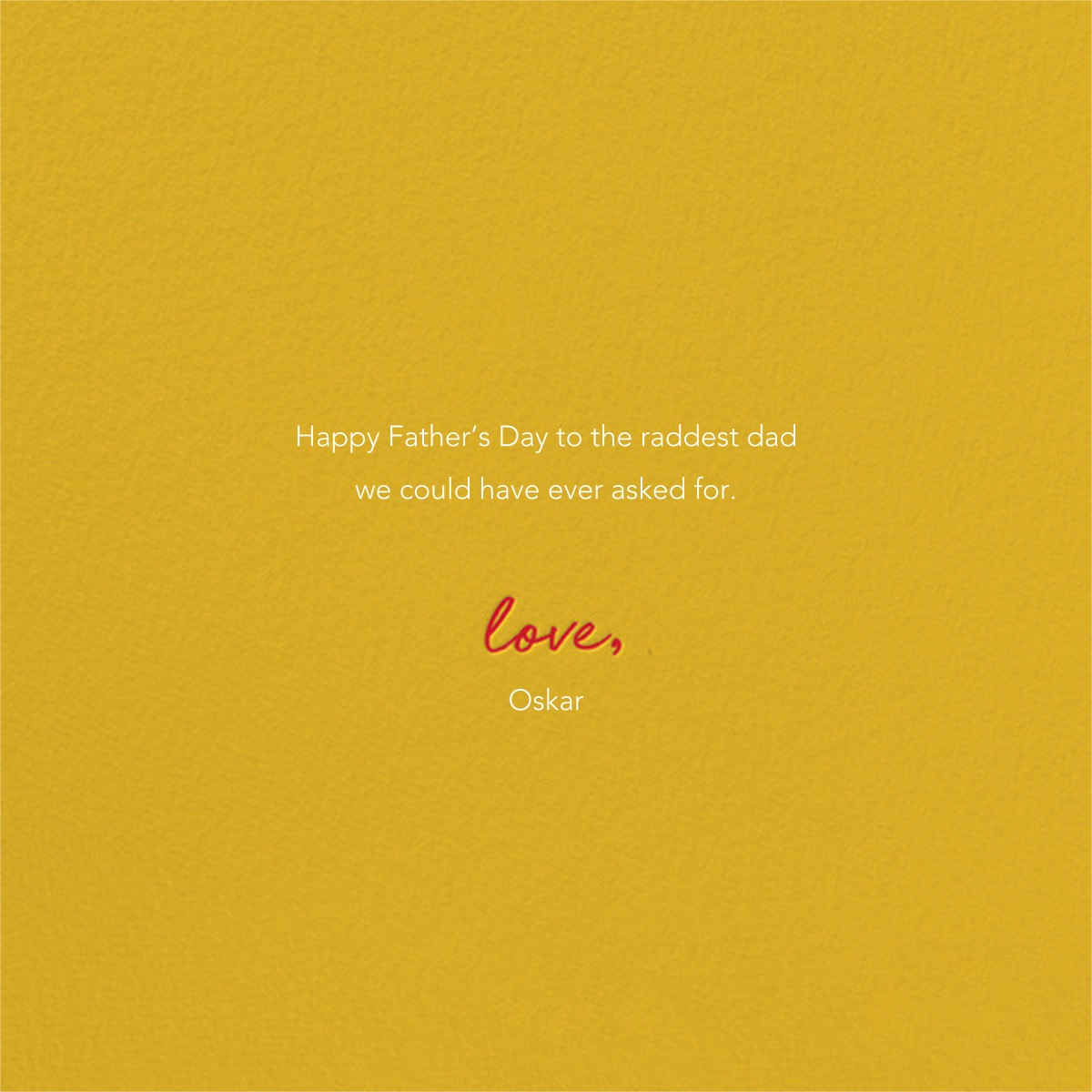 Dad Jokes - Paperless Post - Father's Day - card back
