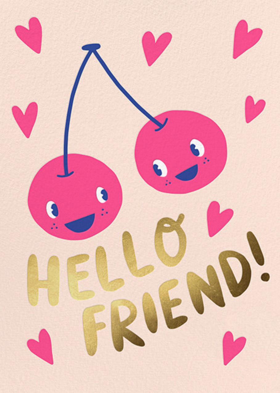 Best Buds - Hello!Lucky - Valentine's Day