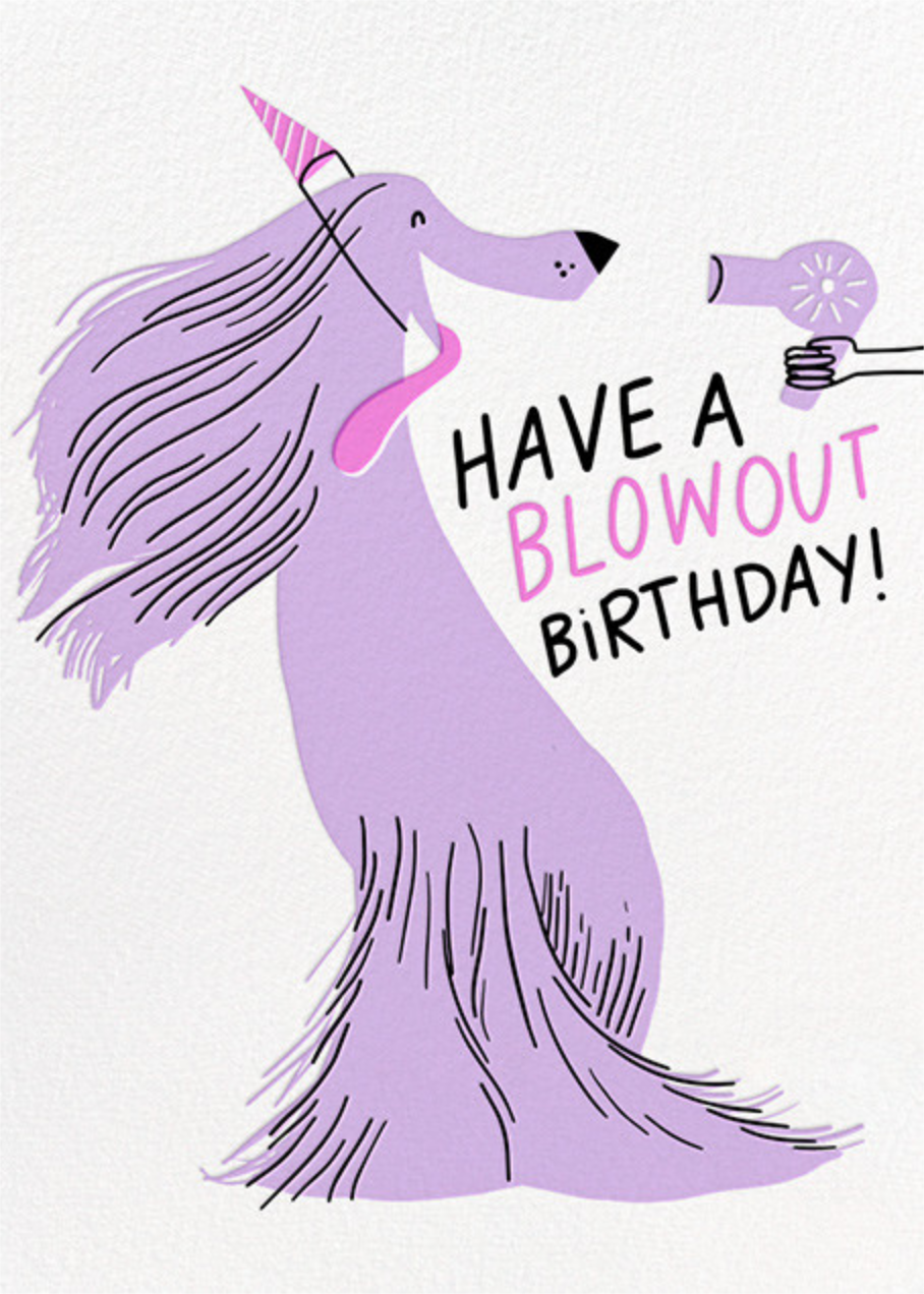 Blowout - Hello!Lucky - Funny birthday eCards