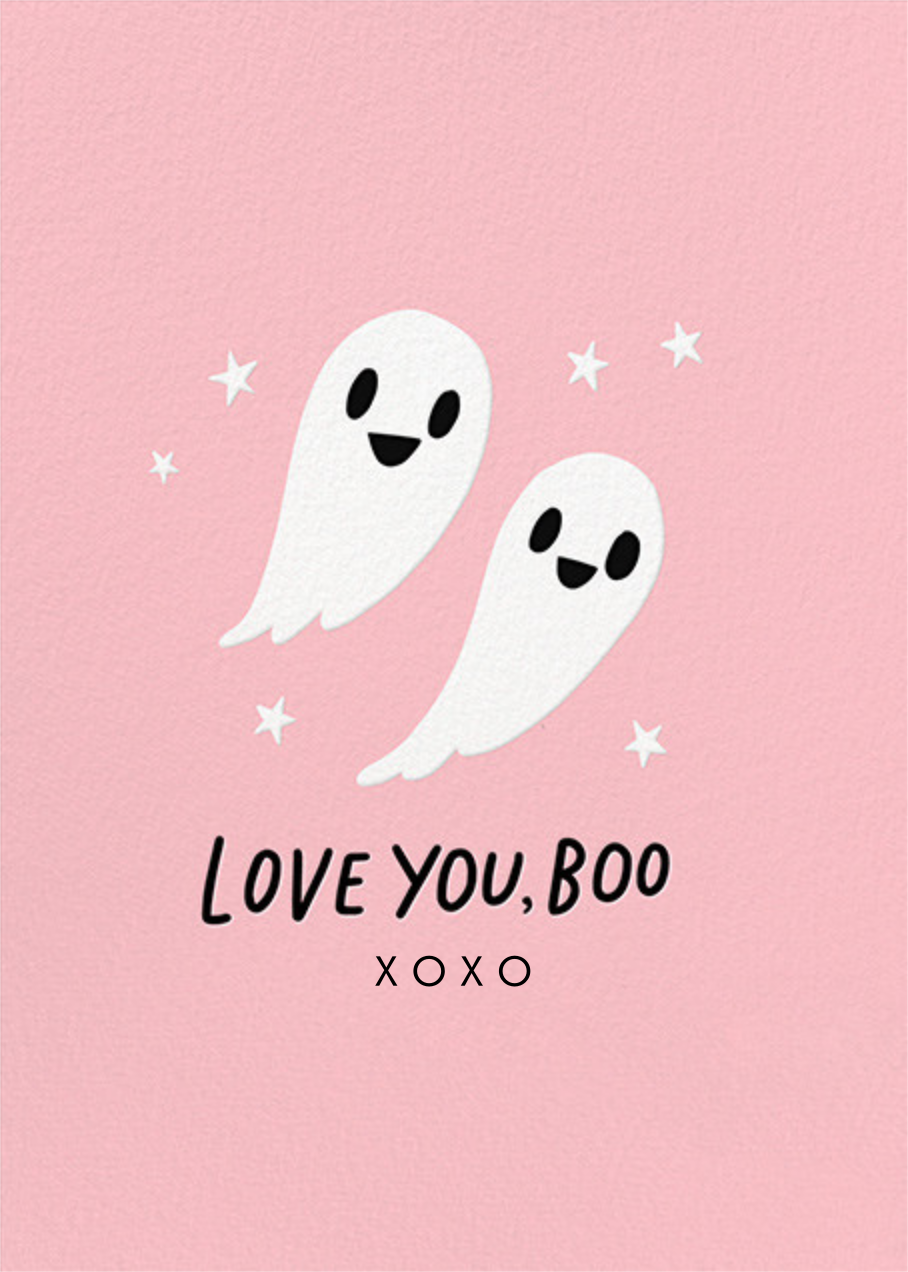 Love You Boo - Hello!Lucky - Love and romance
