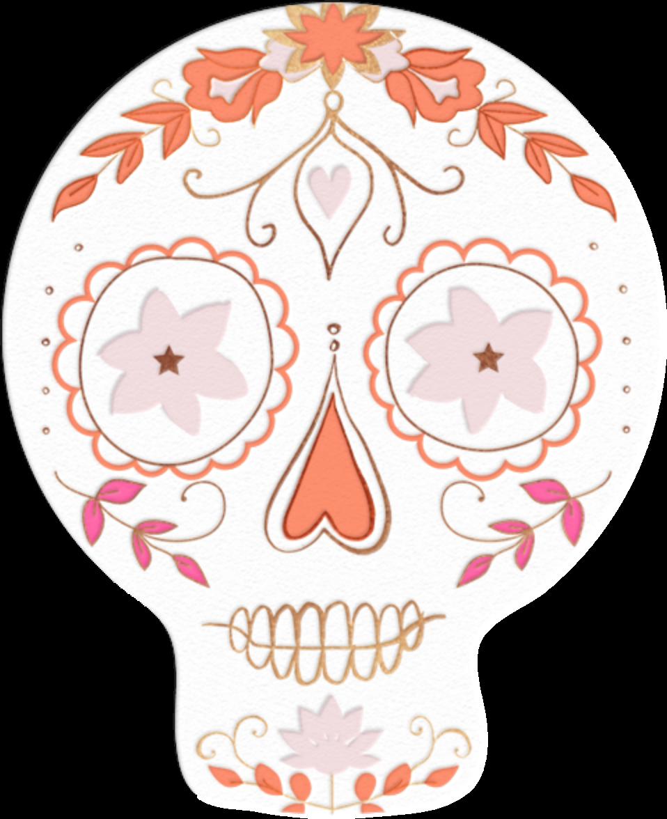 Sugar Skull - Meri Meri