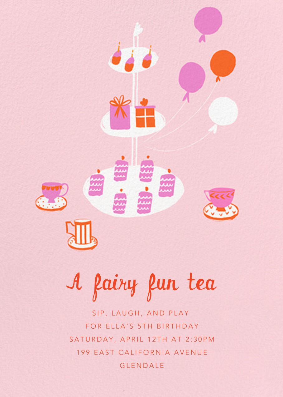 Sips and Sweets - Mr. Boddington's Studio - Kids' birthday