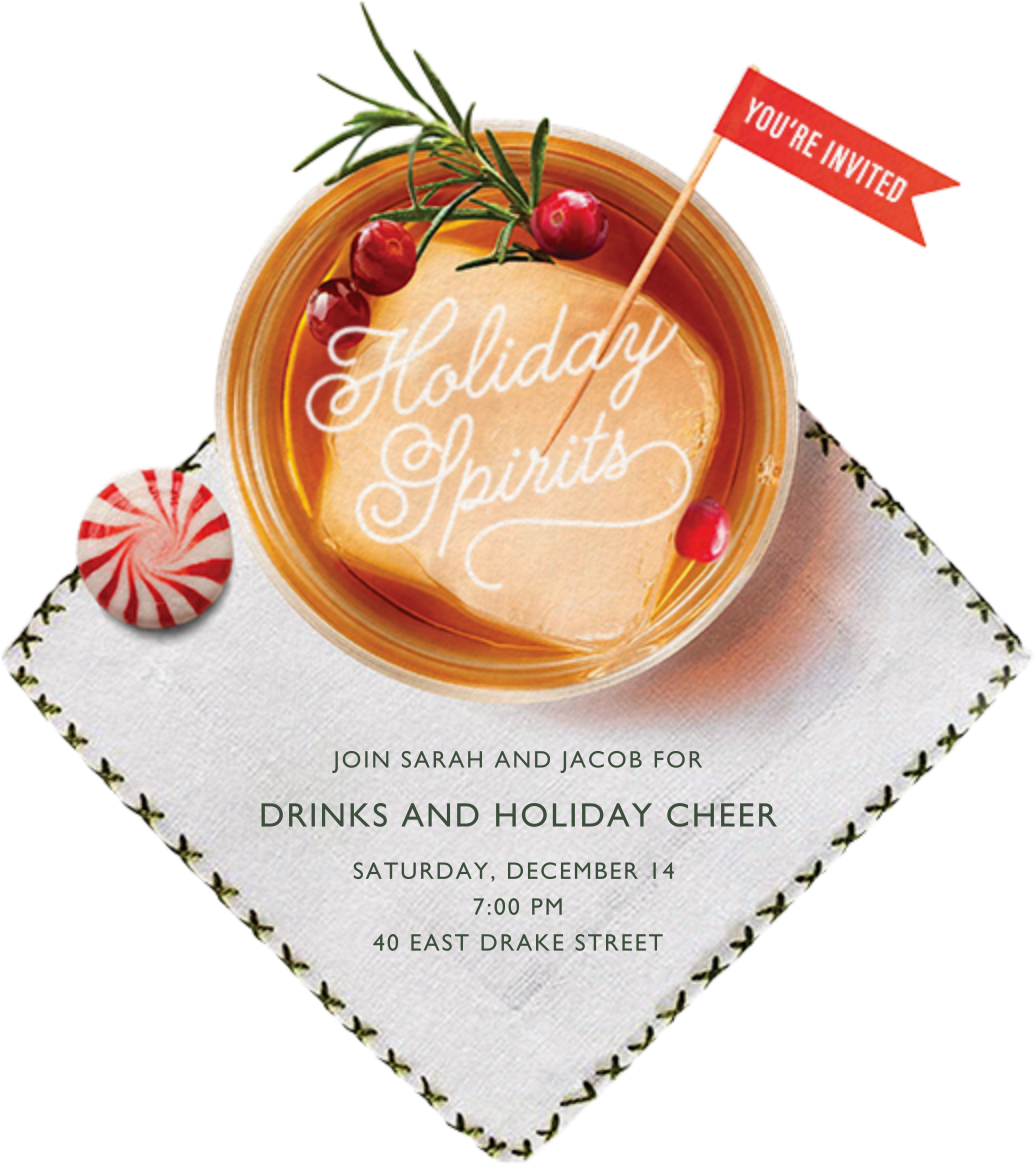 Holiday Sipping - Cheree Berry - Christmas party