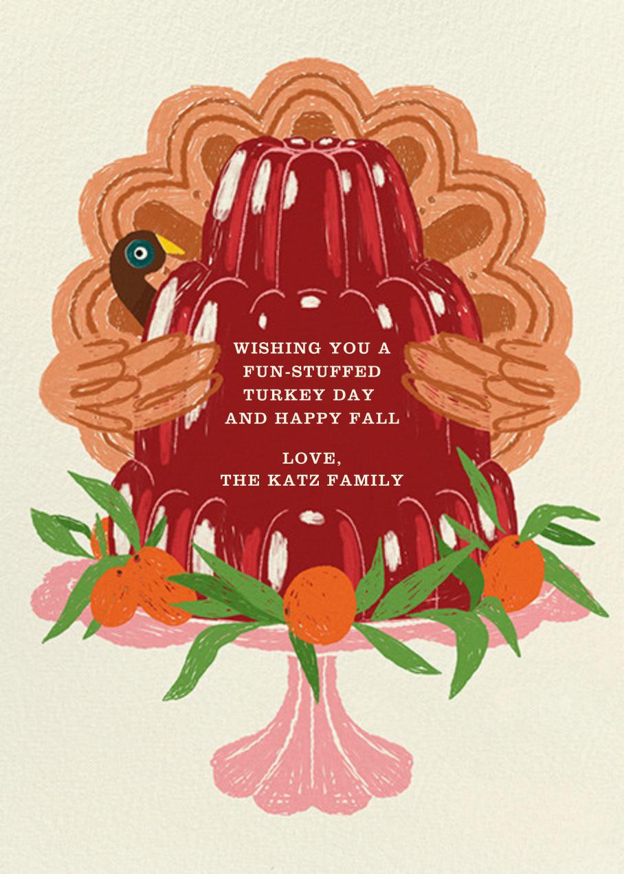 Jiggle - Paperless Post - Thanksgiving
