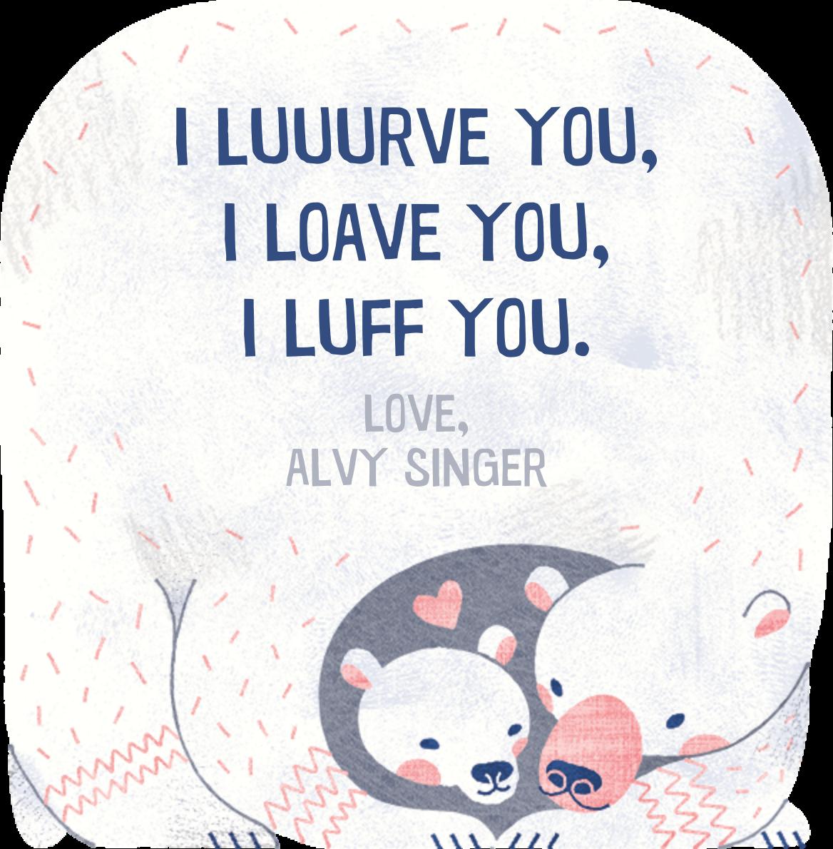 Bear Hug - Paperless Post - Valentine's Day