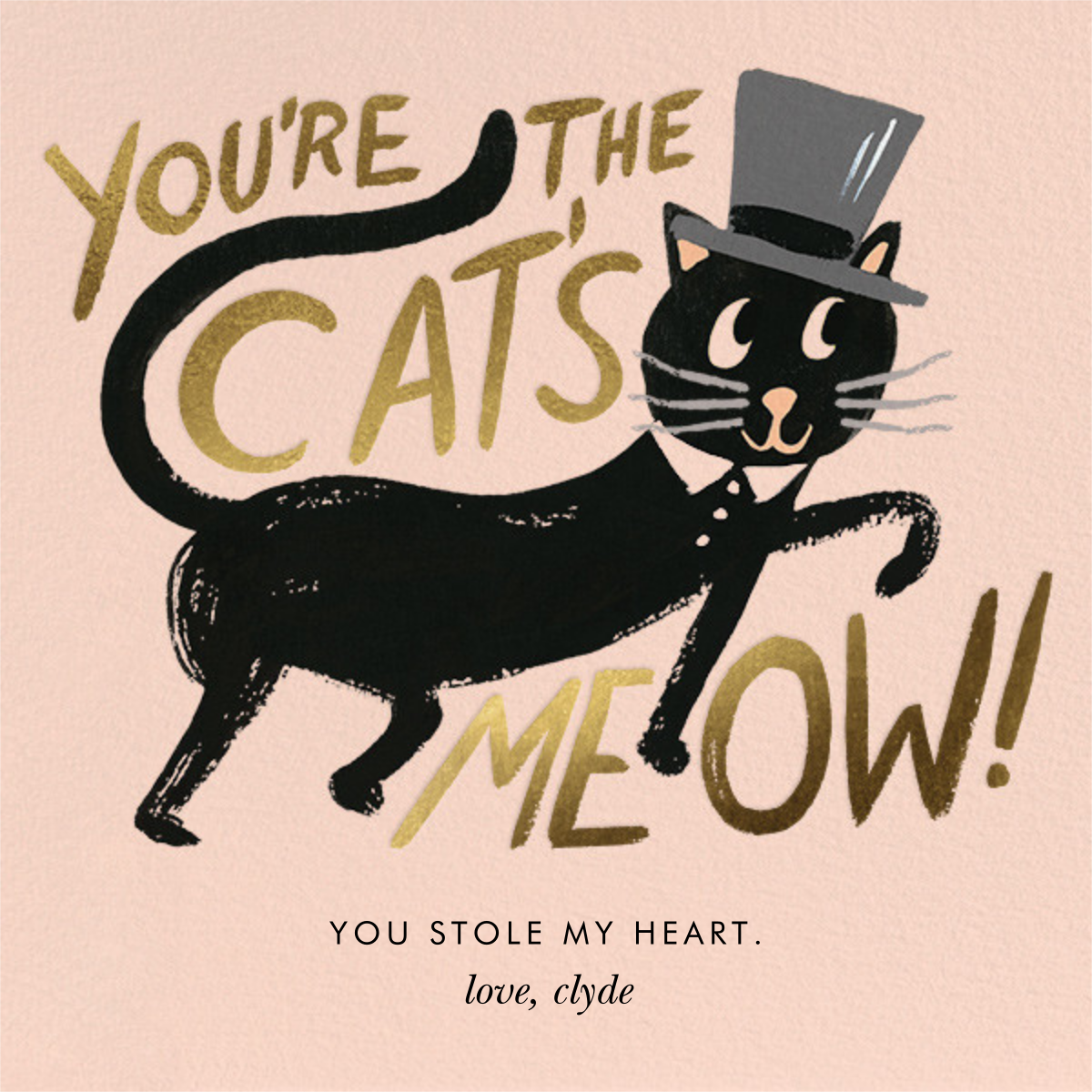 Cat's Meow - Rifle Paper Co. - Valentine's Day