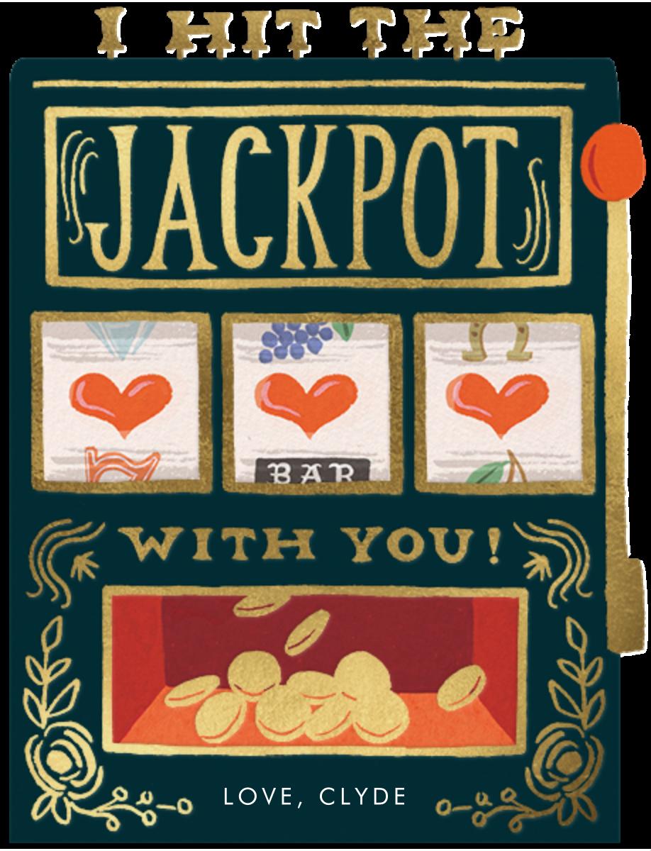 Jackpot - Rifle Paper Co. - Valentine's Day
