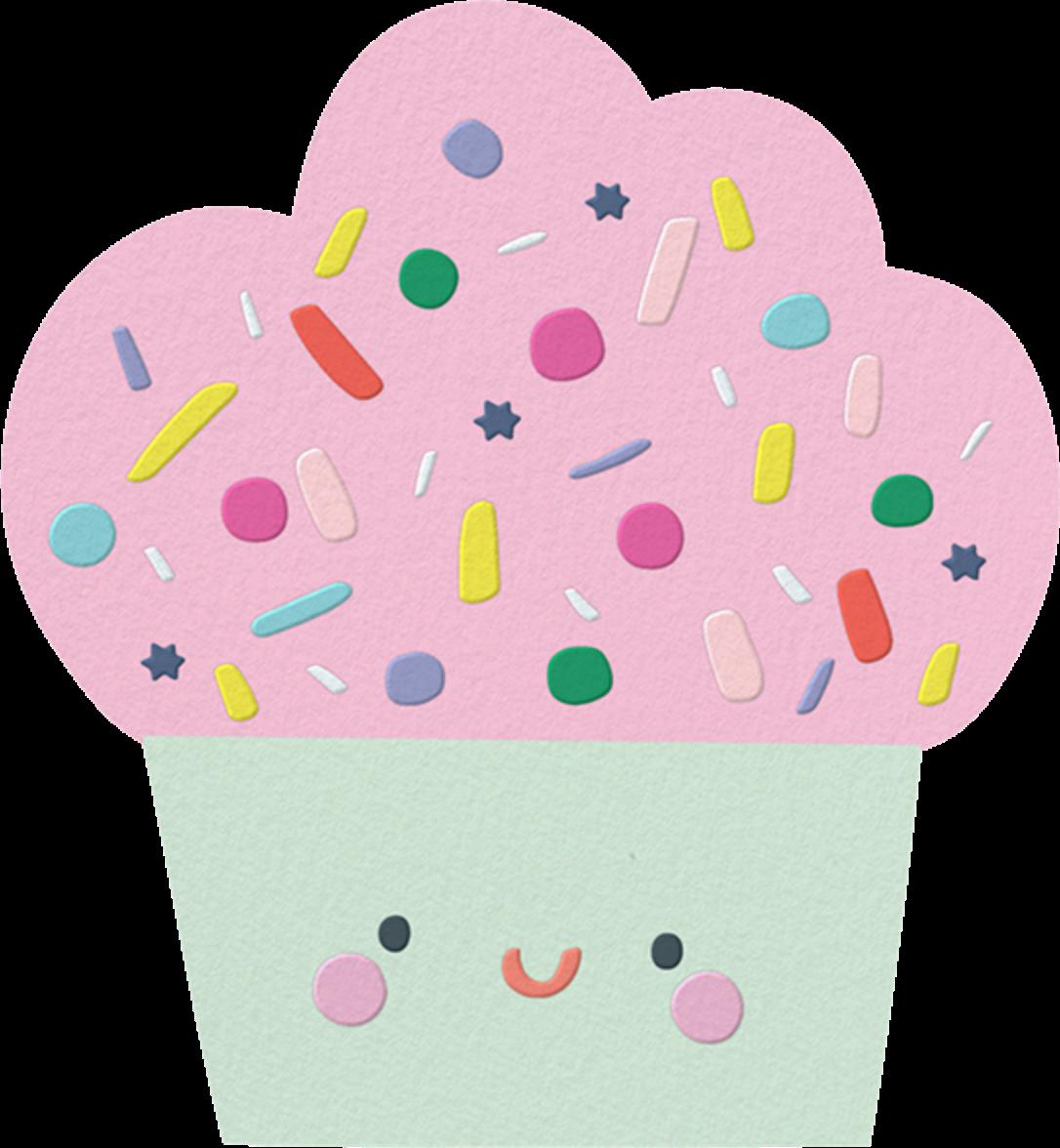 Sprinkle Hair - Little Cube - Kids' birthday