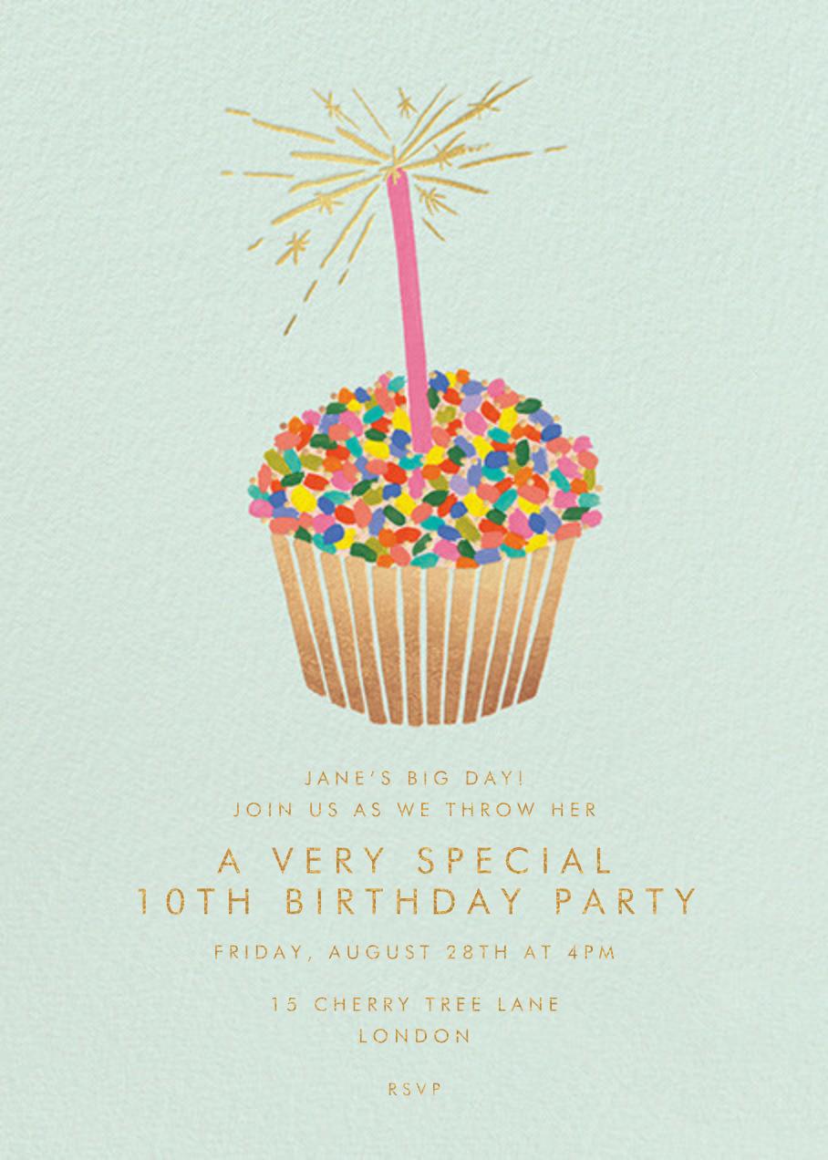 Cupcake Birthday - Rifle Paper Co. - Kids' birthday