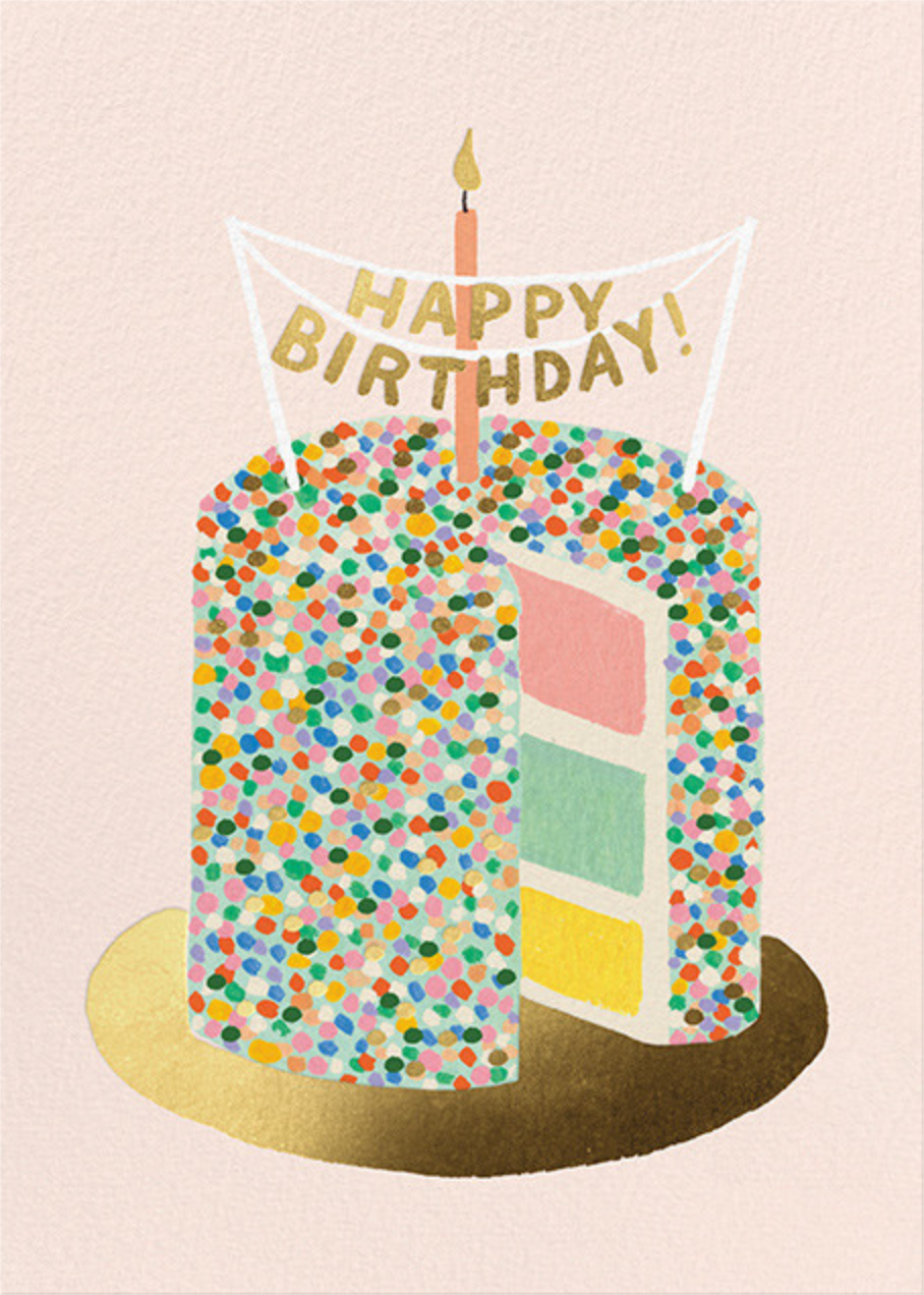 Layer Cake - Rifle Paper Co. - Birthday