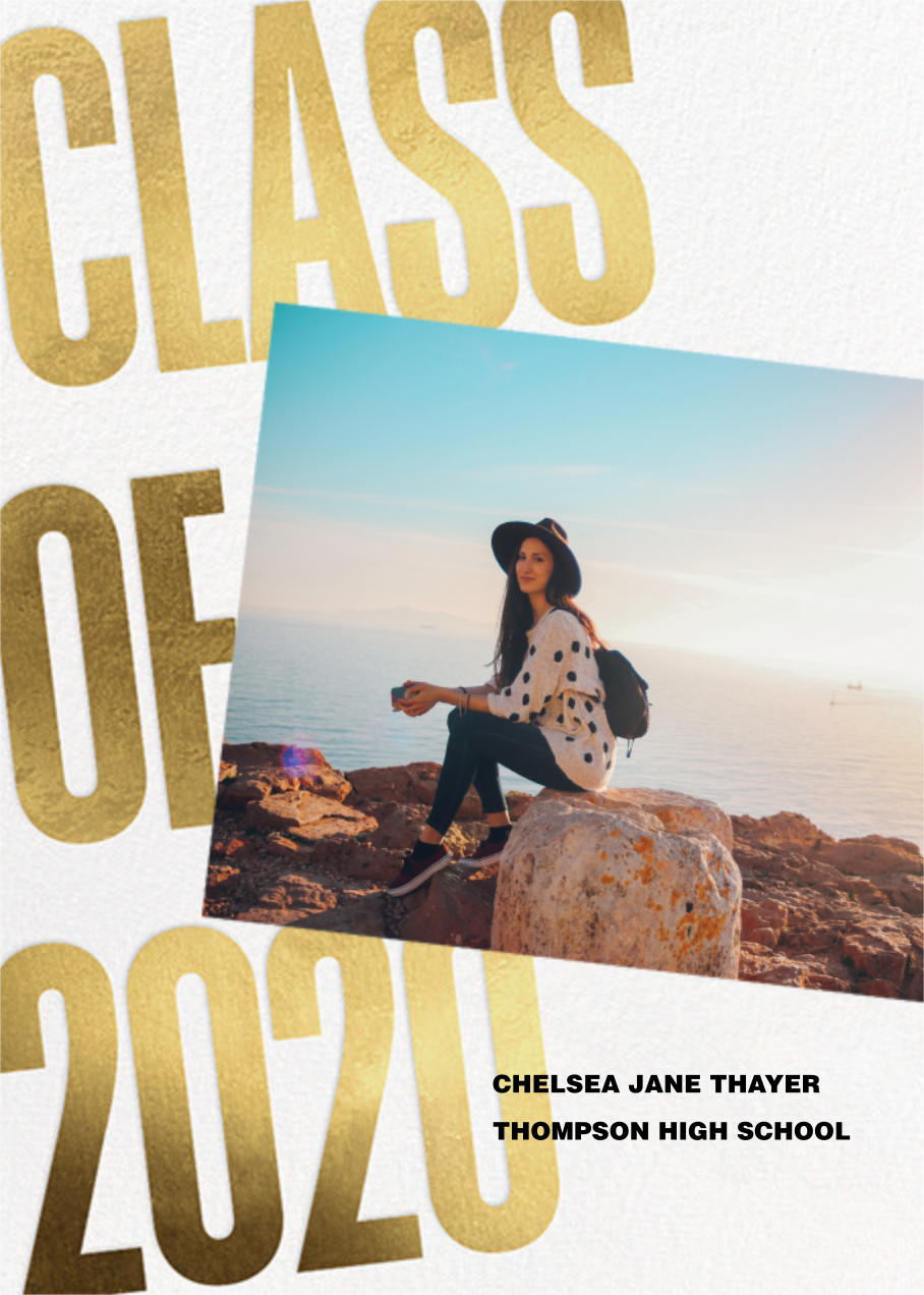 Big Things - Paperless Post - Graduation