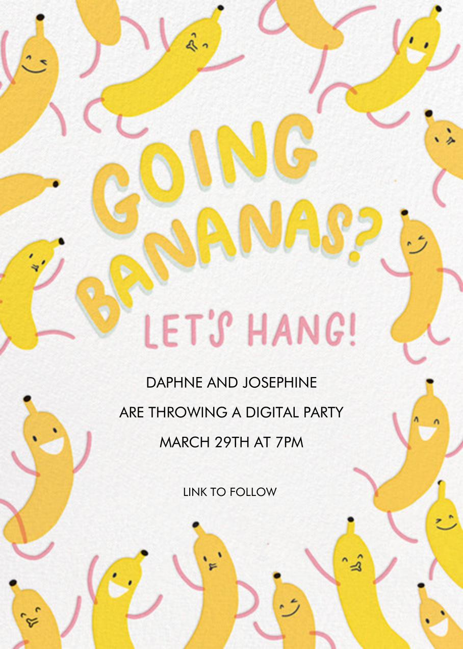 Hang Loose - Hello!Lucky - Virtual parties