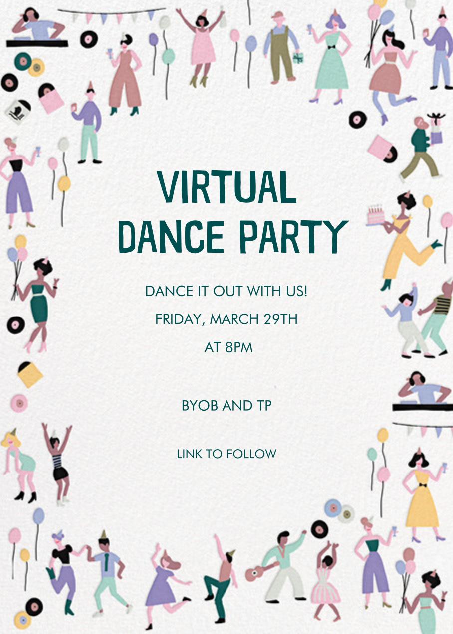 Digital Dance - Hello!Lucky - General entertaining