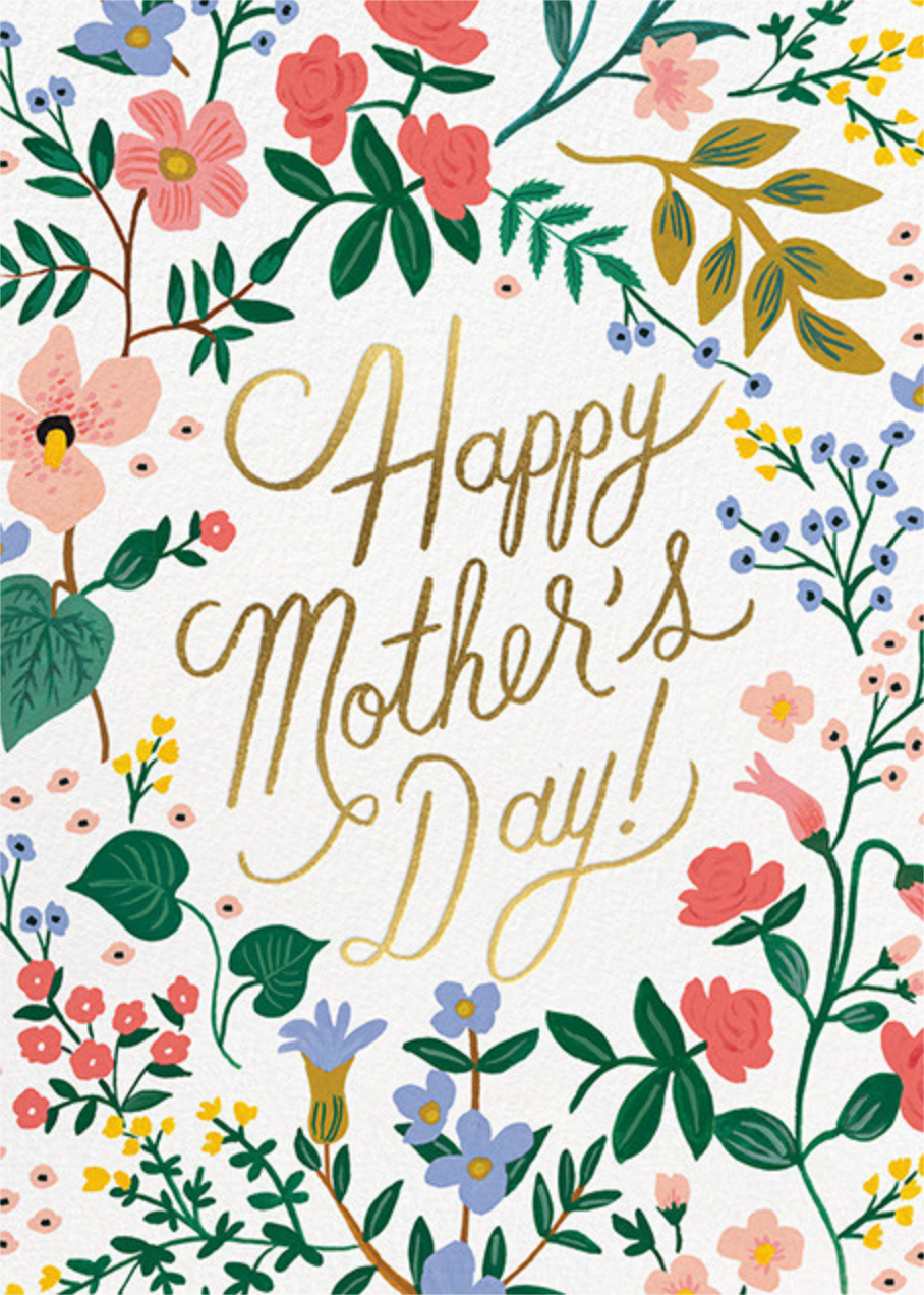 Wildwood Mother's Day - Rifle Paper Co. - Mother's Day