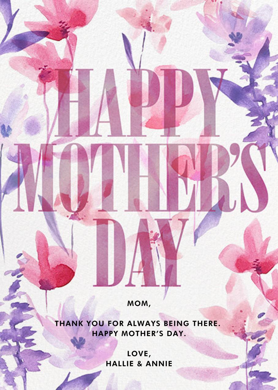 Mom's Garden - Paperless Post - Mother's Day