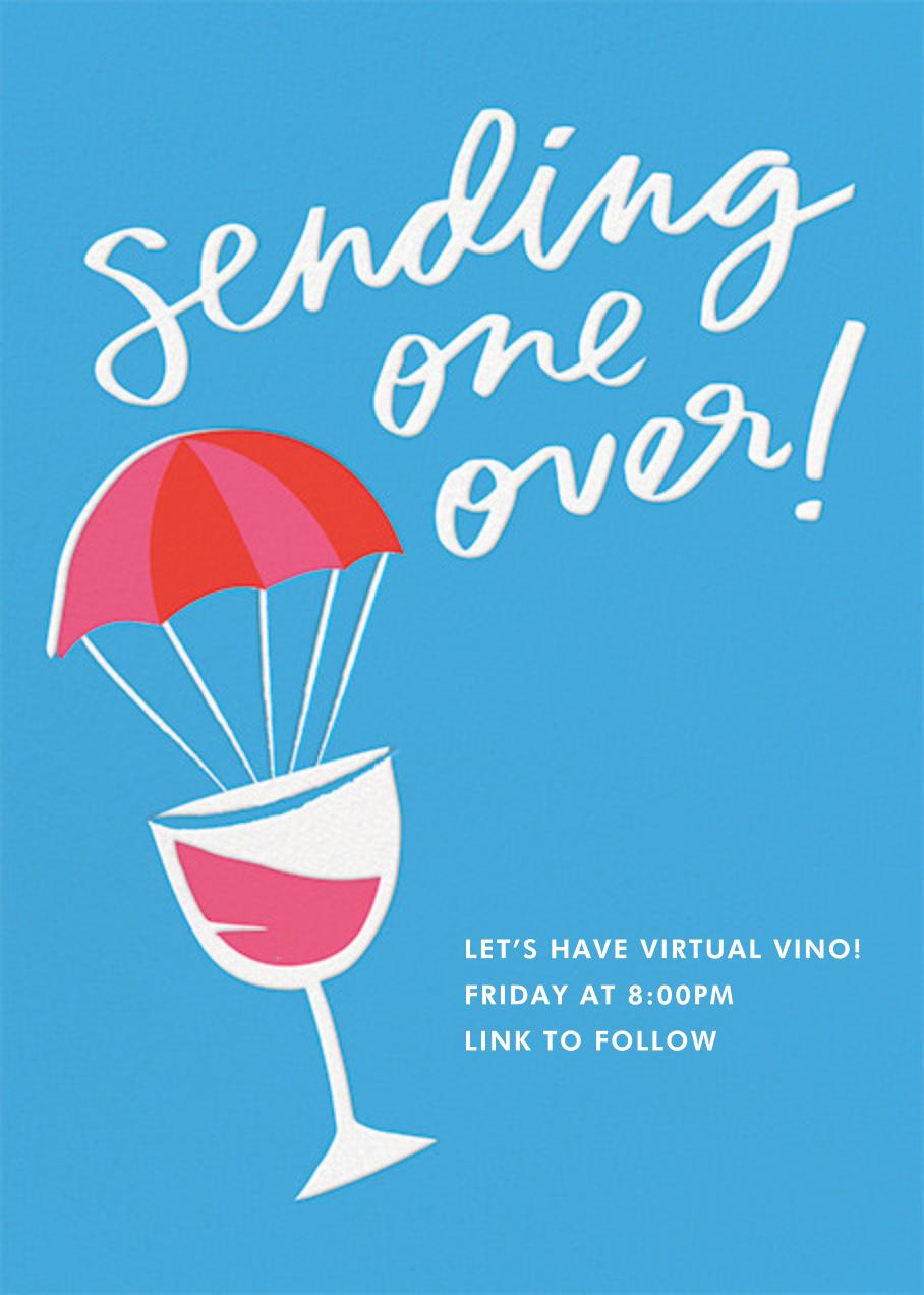 Wine Down - Cheree Berry - Virtual parties
