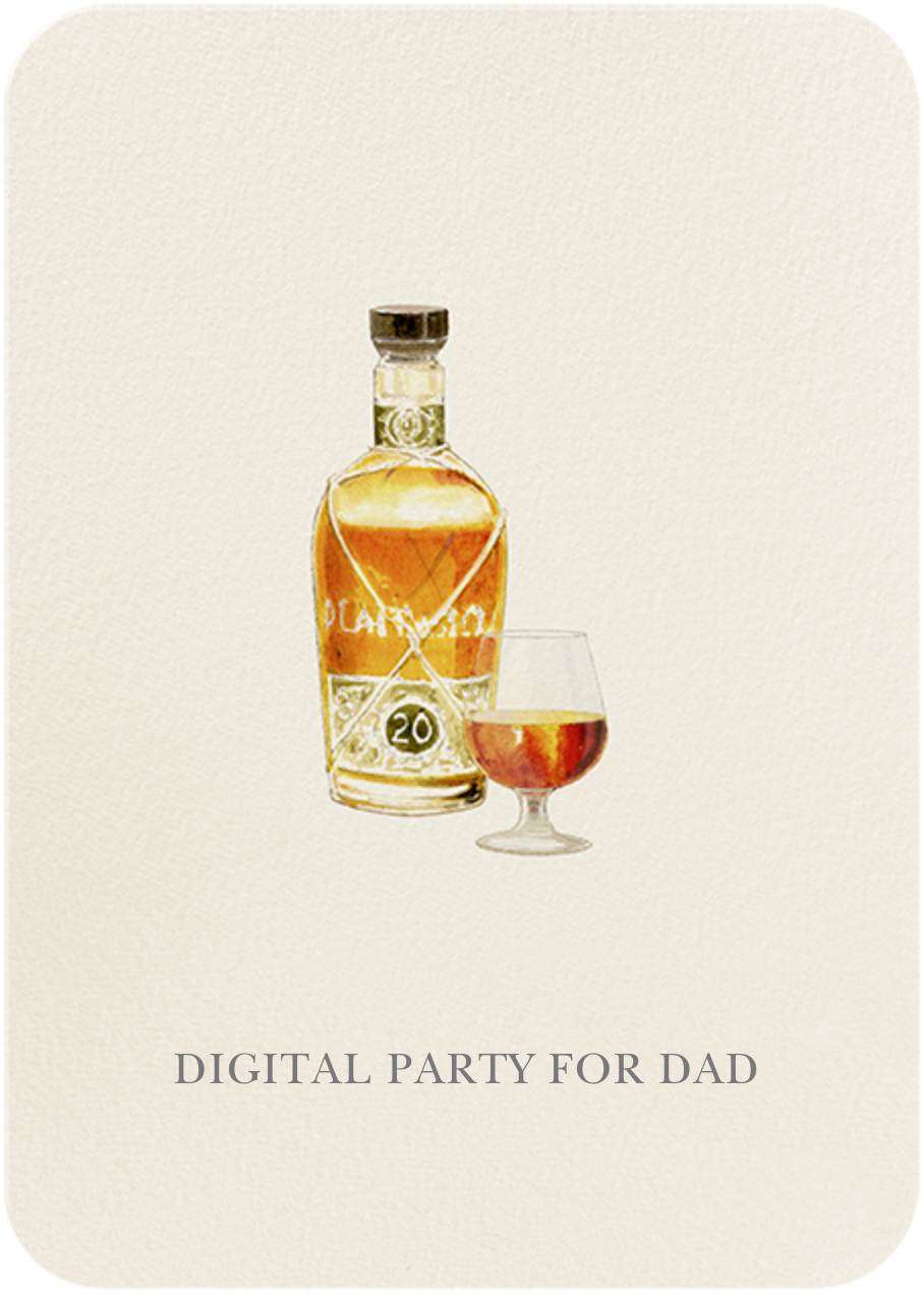 Snifter - Felix Doolittle - Father's Day