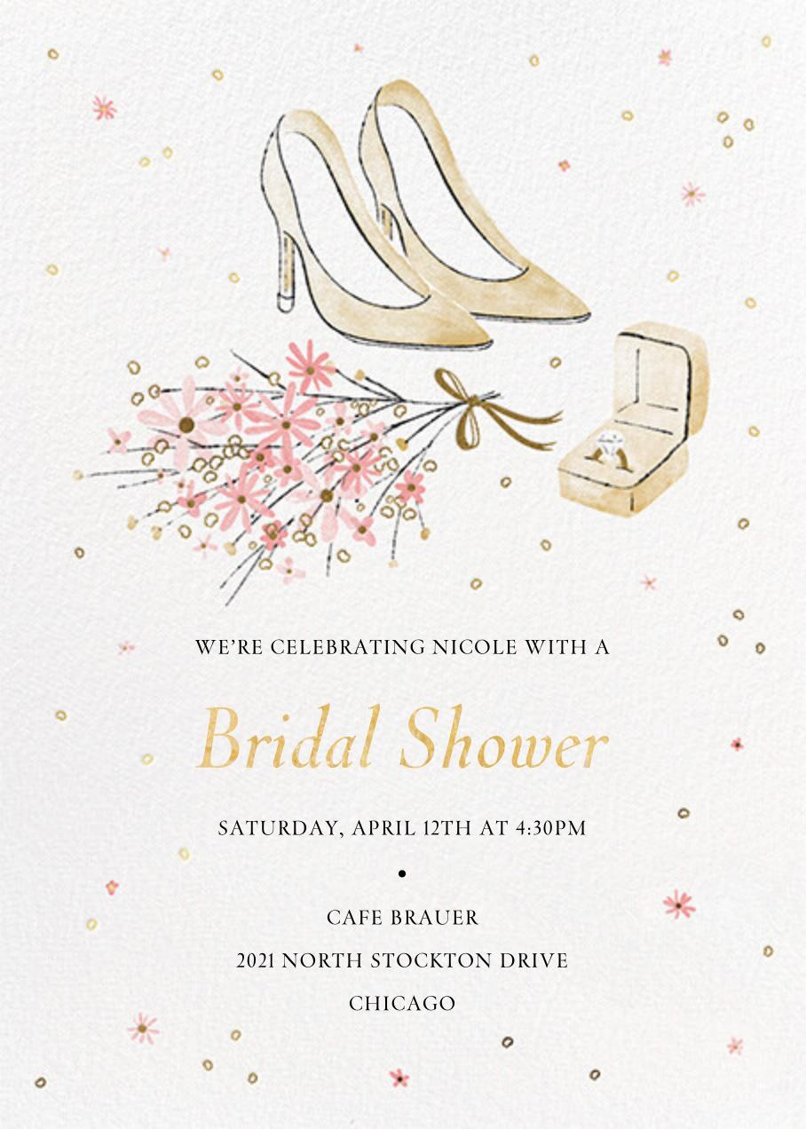 Something Bridal - Paperless Post - Bridal shower