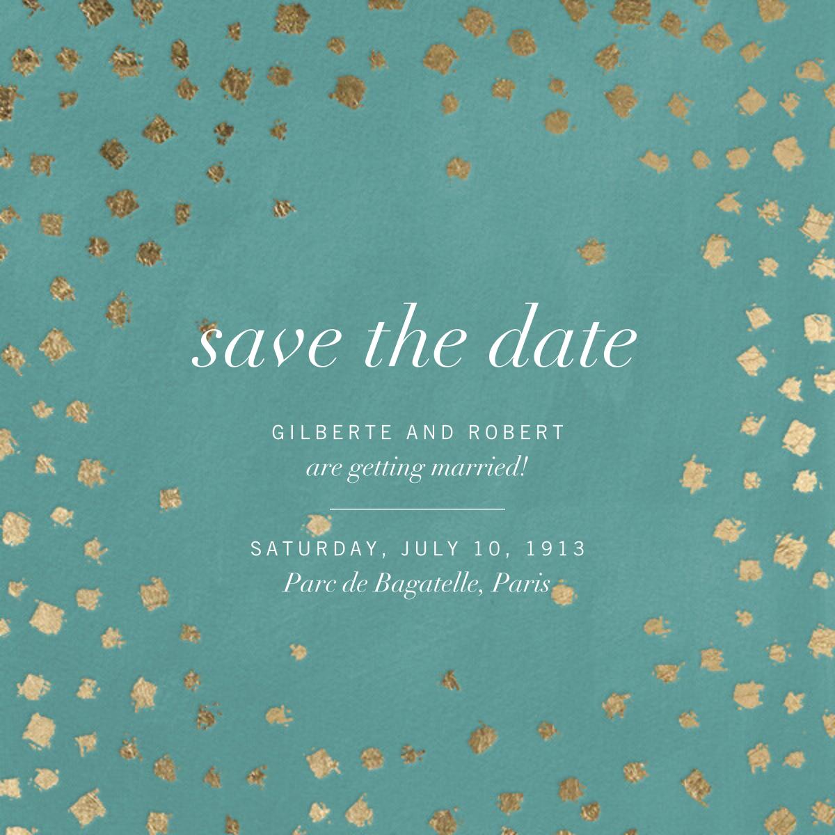 Divot - Amazon - Kelly Wearstler - Save the date