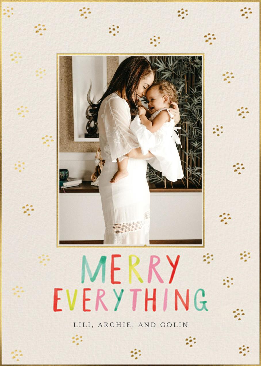 Happy Times - Mr. Boddington's Studio - Holiday cards
