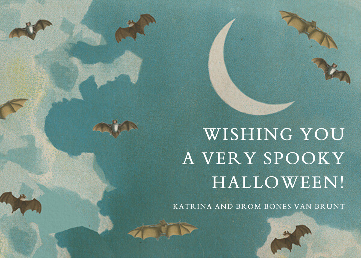 Bats Abound - John Derian - Halloween