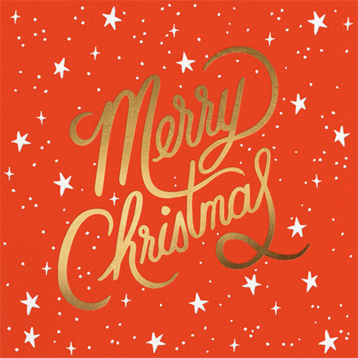 Merry Christmas Script - Rifle Paper Co. - Christmas