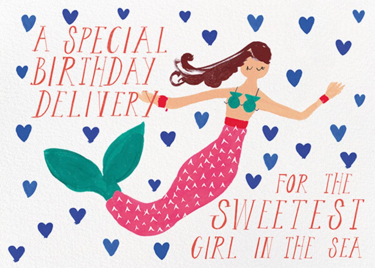 Mermaid's Birthday - Fair - Mr. Boddington's Studio - Birthday