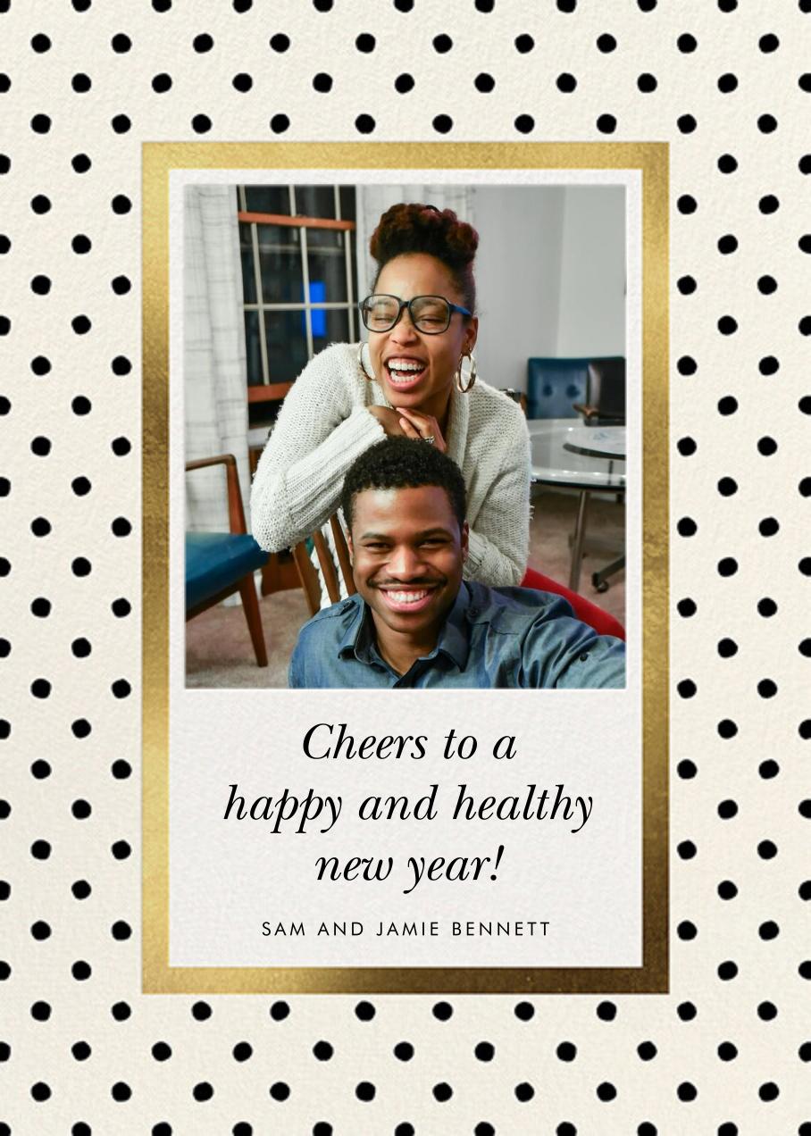 Perfect Spots Photo - Cream - kate spade new york - New Year