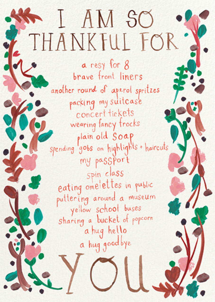 Thankful Branches - Mr. Boddington's Studio - Thanksgiving