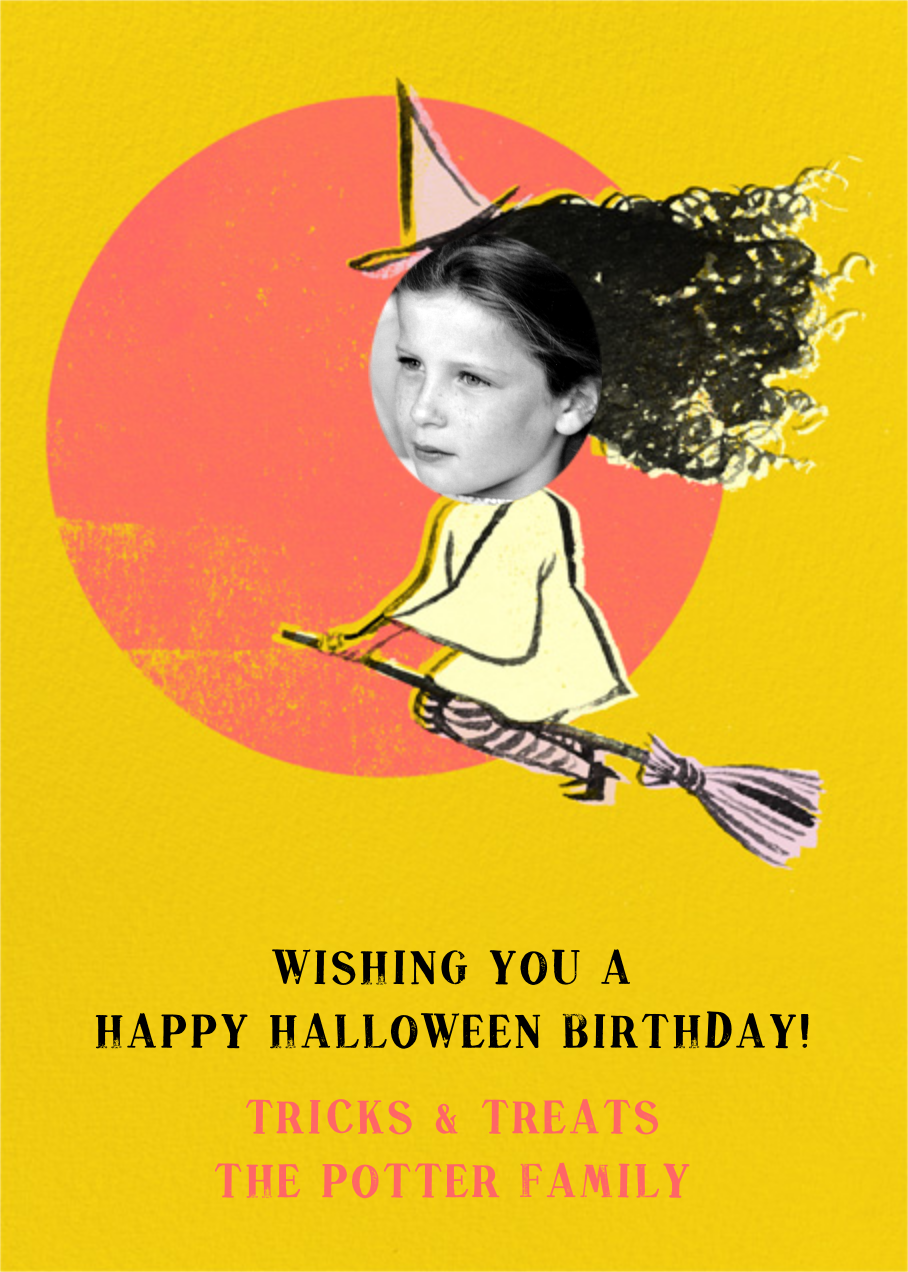 Be Witched - Paperless Post - Birthday