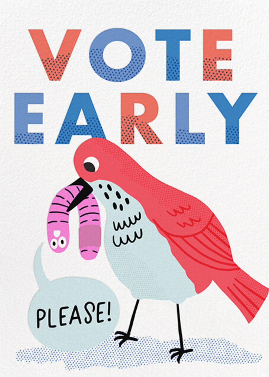 Early Voter - Hello!Lucky