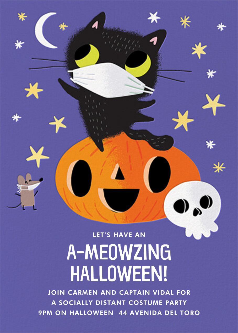 Mask Friends - Hello!Lucky - Halloween