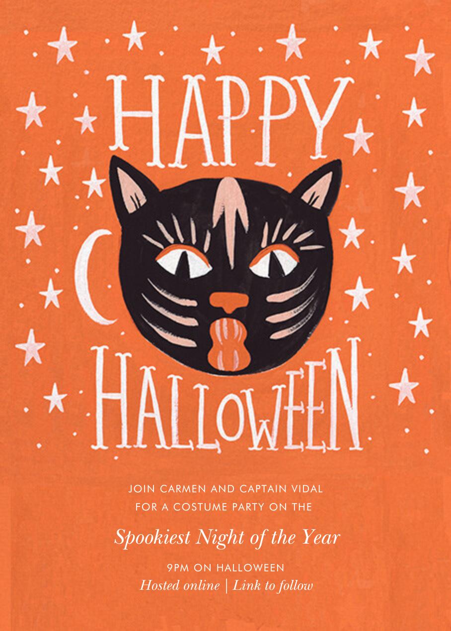 Halloween Cat - Rifle Paper Co. - Halloween