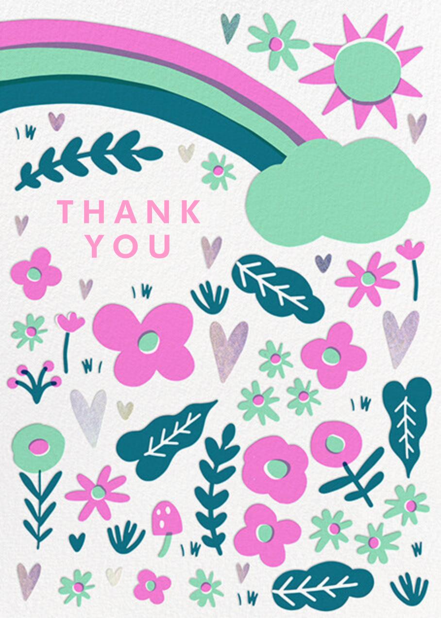 Silver Meadow - Hello!Lucky - Thank you