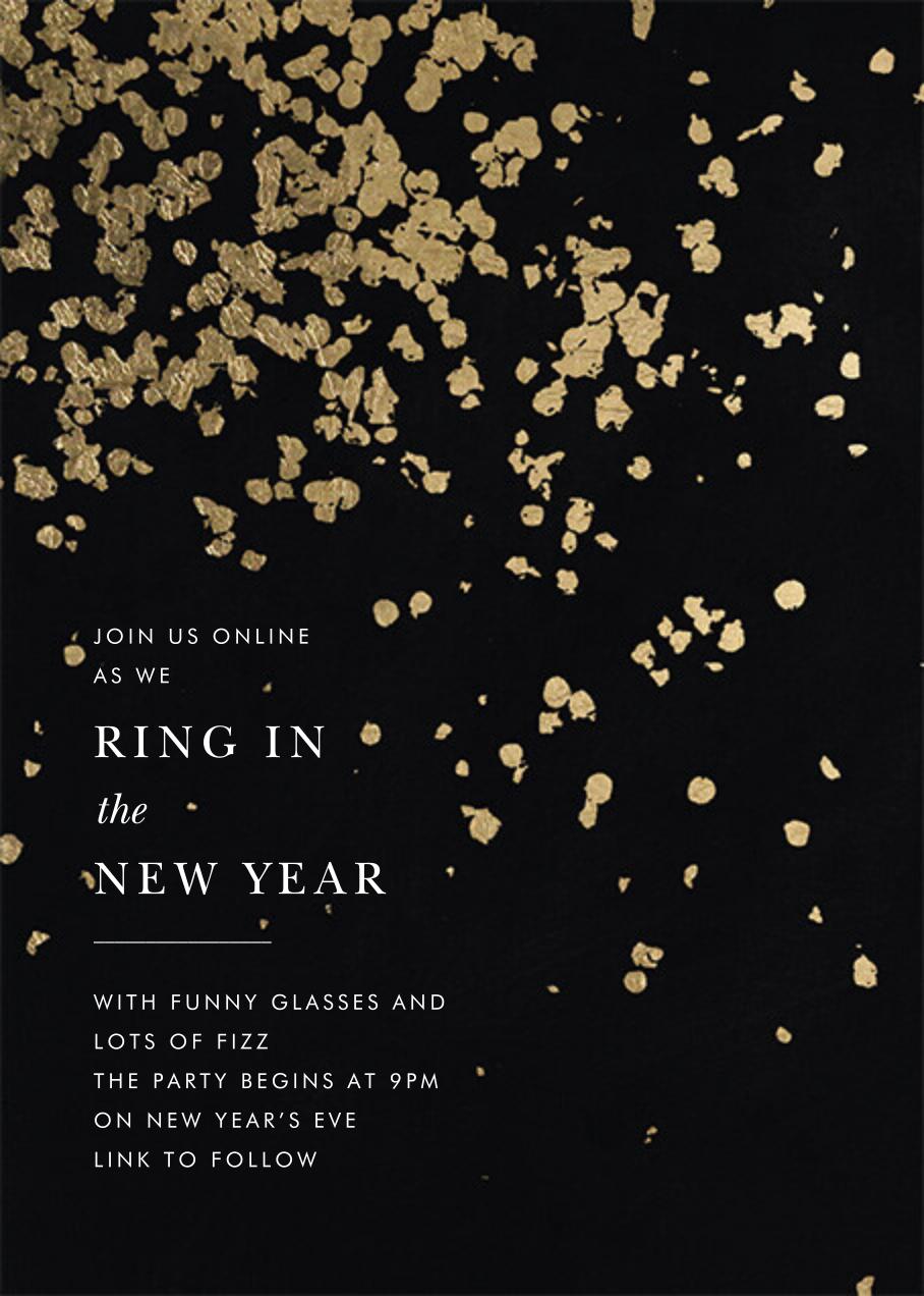 Neve - Black - Kelly Wearstler - New Year's Eve