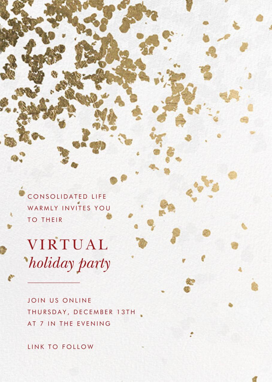 Neve - White - Kelly Wearstler - Corporate invitations
